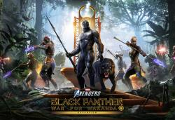 'Marvel's Avengers' Black Panther expansion arrives August 17th