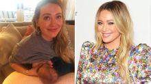 Hilary Duff a profité d'Instagram pour expliquer pourquoi elle avait décidé d'arrêter d'allaiter