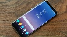Samsung's Sleek S8 Has Curved Screen, Facial Recognition