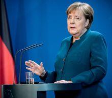 Merkel tells Germans to stay home until after Easter to beat virus