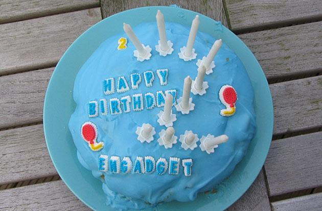 Today is Engadget's 10th birthday!