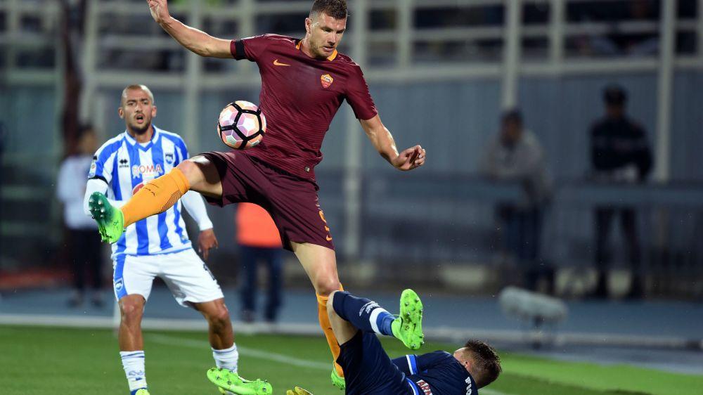 """Milan all'assalto di Dzeko? L'agente spaventa la Roma: """"Non smentisco... """""""
