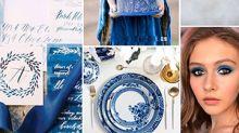 【2020 年度Pantone色彩】無懼禁忌!4個靈感打造「經典藍」時尚婚禮