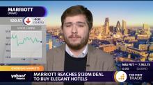 Marriott reaches $130M deal to buy elegant hotels