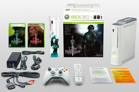 The Last Remnant receives special Xbox 360 bundle in Japan