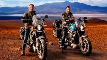 """""""Long Way Up"""": So extrem ist die Motorrad-Tour von Hollywood-Star Ewan McGregor"""