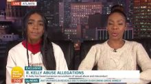R Kelly's former wife speaks out about the alleged abuse she suffered by him