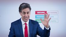 Ed Miliband rules out 'Strictly Come Dancing' stint as he moves 'like uncoordinated giraffe'