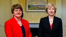 More than 600,000 people sign online petition to stop Conservatives forming a government with the DUP
