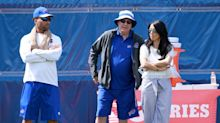 Bills fire general manager Doug Whaley one day after draft