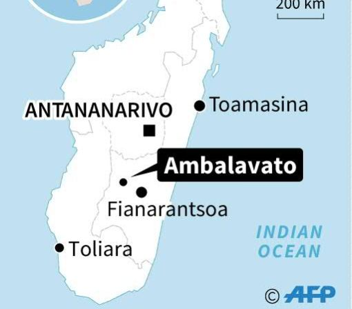 Fire kills 38 in Madagascar, including 16 children