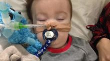 Alfie Evans update: Parents 'give severely ill toddler mouth to-mouth resuscitation' to keep him alive