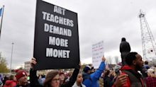 The Oklahoma Teachers Strike Is 26 Years In The Making