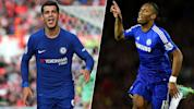 How Drogba is helping Morata improve his game