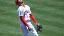大谷翔平右手前臂拉傷 暫停投球6週