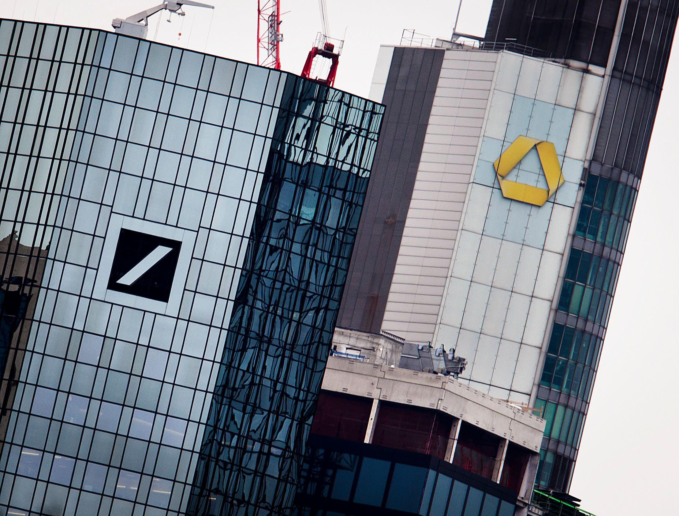 Morning Brief: Deutsche Bank-Commerzbank merger could put 30,000 jobs at risk