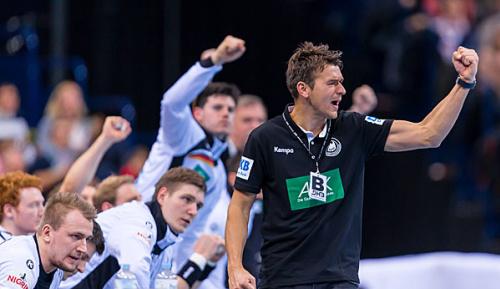 Handball: Bundestrainer Prokop für Verkleinerung der Bundesliga