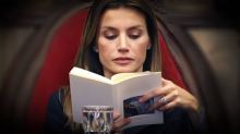 Letizia, seguidora de las novelas esotéricas y las creencias ocultas