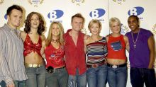 S Club 7's Paul Cattermole is flogging band merchandise and BRIT Awards on eBay