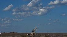 Oil prices rise after U.S. crude stocks draw