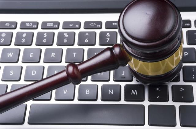 technology is making the court proceeding effective and simpler