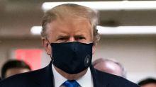 Trump verteidigt verharmlosende Äußerungen zu Corona-Pandemie