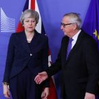 UK PM May to hold Brexit talks with EU's Juncker; urges party unity