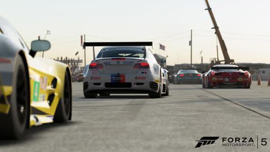 Forza 5, GRID 2 devs have fun over BAFTA award mix-up