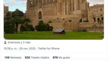 La triple metedura de pata de la ministra de Exteriores con la bandera, el nombre de la ciudad y un acento