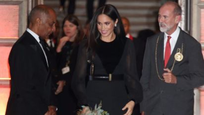 Meghan Markle Closed Her Own Car Door, So What?