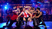 Steven Merchant Bares a Lot for 'Lip Sync Battle' Win