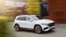 Mercedes-Benz EQB is the GLB crossover's electric alter-ego