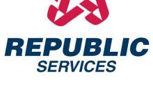 Republic Services, Inc. Reports Third-Quarter 2017 Results