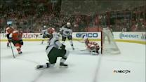 Granlund scores on fancy feed from Pominville
