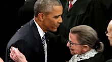 Barack Obama Pays Tribute to Ruth Bader Ginsburg and Urges Senate to Delay Vote on Her Replacement