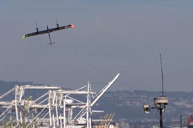 Google X acquires MakaniPower, an airborne wind turbine manufacturer