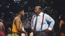 Will Smith gets emotional paying tribute to 'Fresh Prince' co-star who played Uncle Phil