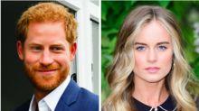 Prince Harry's Ex Cressida Bonas Had One Small Royal Wedding Concern
