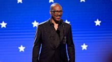 Eddie Murphy on delaying his return to stand-up: 'These are really serious times, no times for joking'