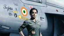 Tejas: Kangana Ranaut Pays Tribute To Brave Airforce Pilots In Uniform In Her Film's Look Poster
