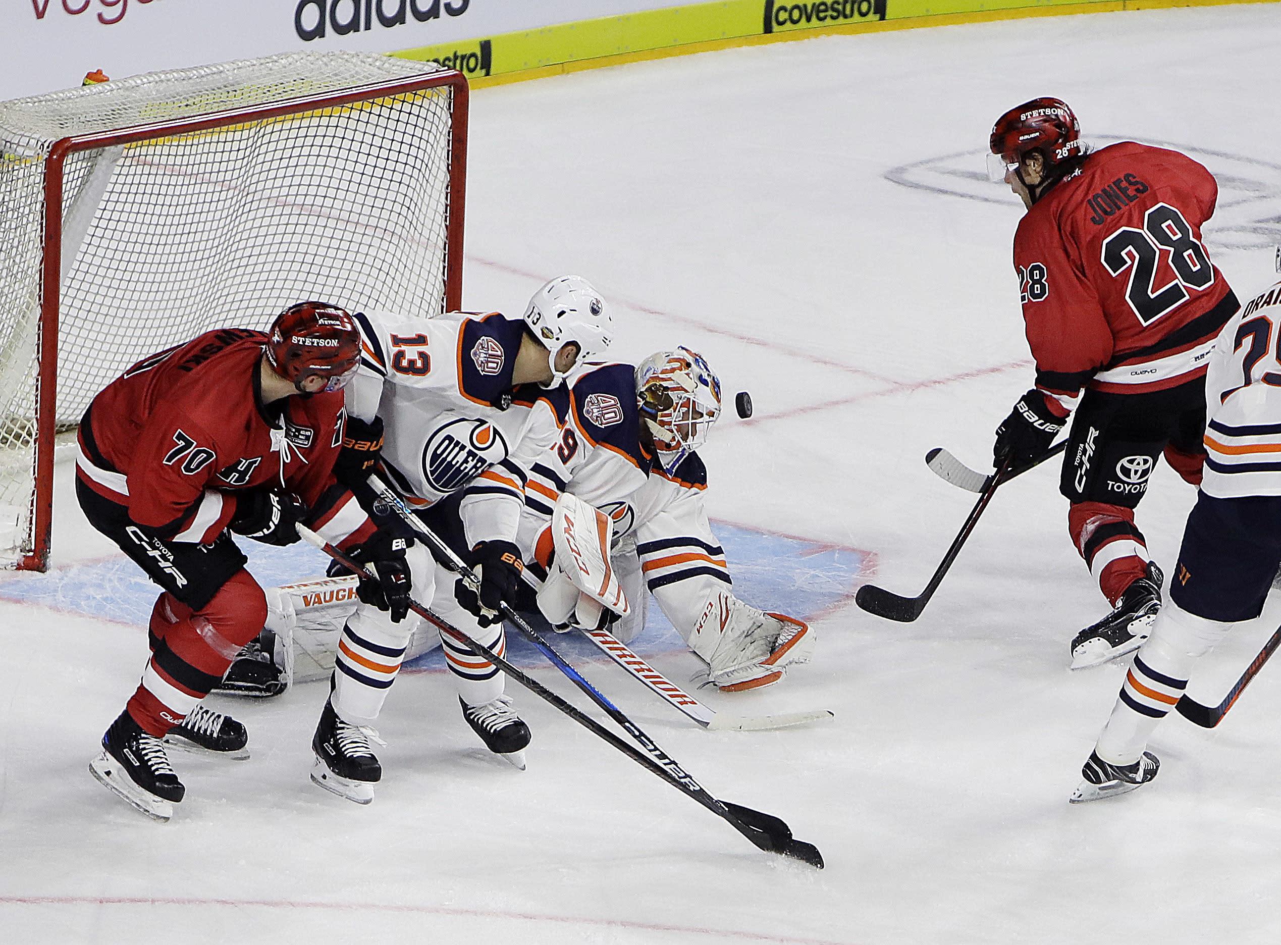 Edmonton Oilers Köln
