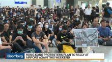 U.S and China Spar Over Hong Kong