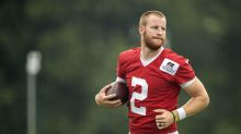 Colts may not have Carson Wentz vs. Rams in Week 2 after QB opts for foot surgery