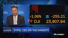 Stifel CEO: We'll see big GDP growth in last half of this...