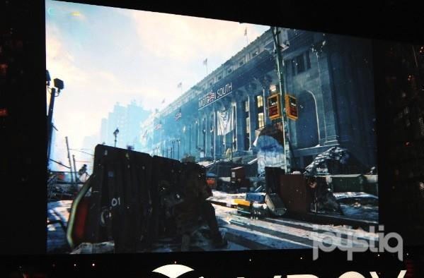 The Division splits off 'new content' on Xbox One first [update: trailer]