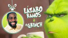 Lázaro Ramos será voz de 'O Grich' em versão dublada da nova animação