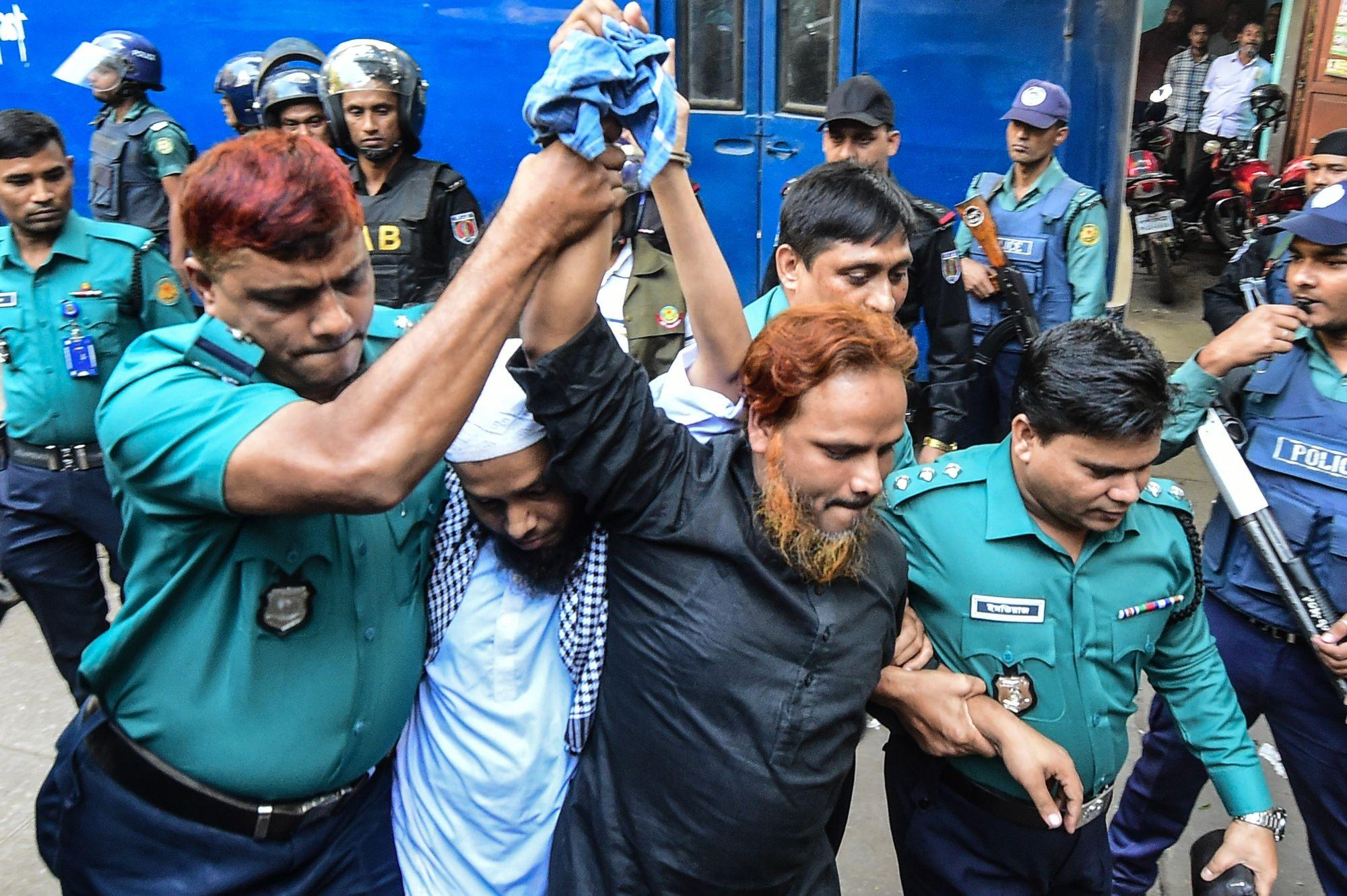7 People Sentenced to Death for Bangladesh's Worst Terrorist Attack