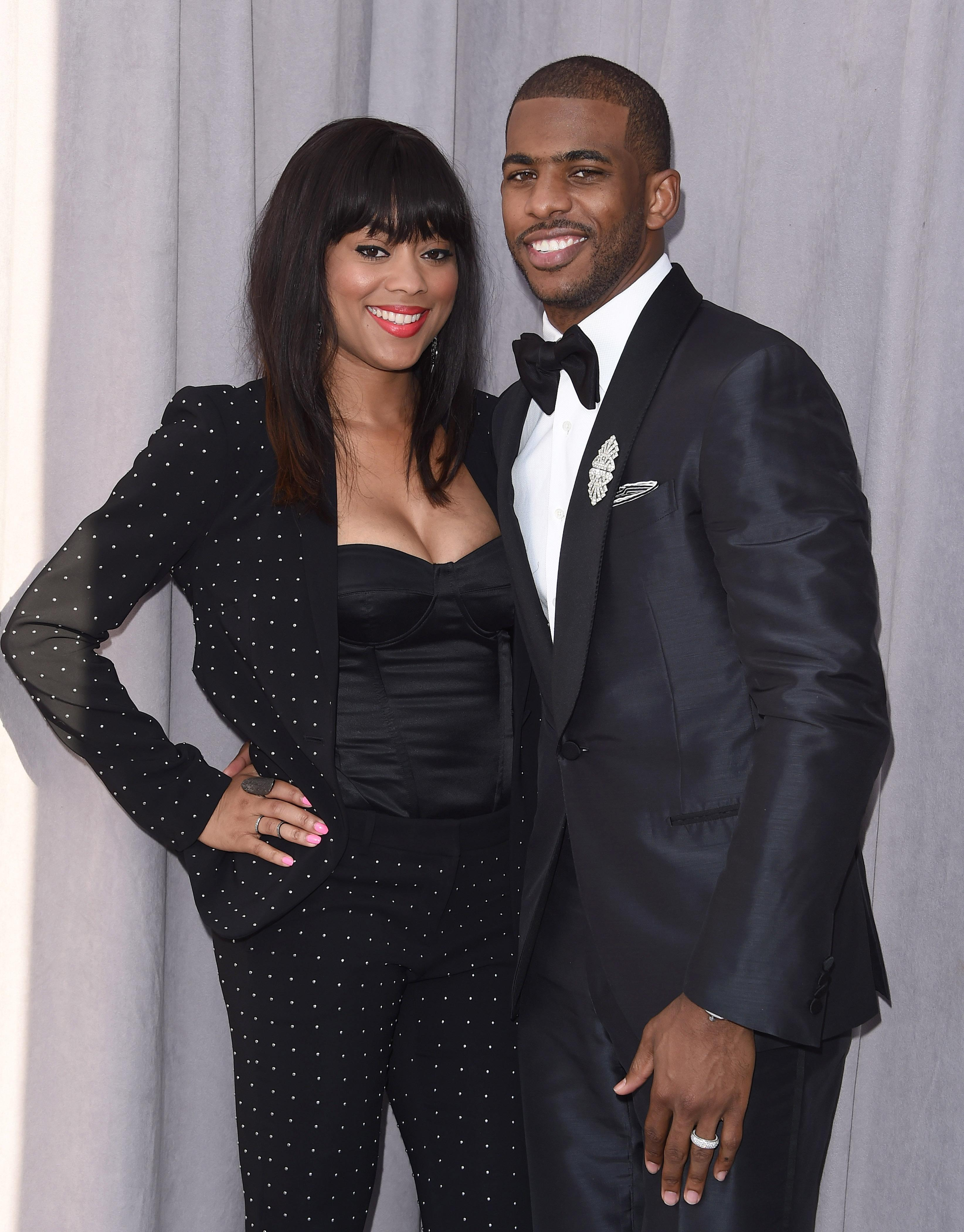 Chris Paul Shouts Out His Wife Jada's ...