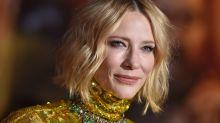 Cate Blanchett addresses Woody Allen allegations