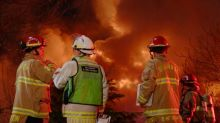 2 injured, several out of their homes as Burnaby firefighters battle house fires